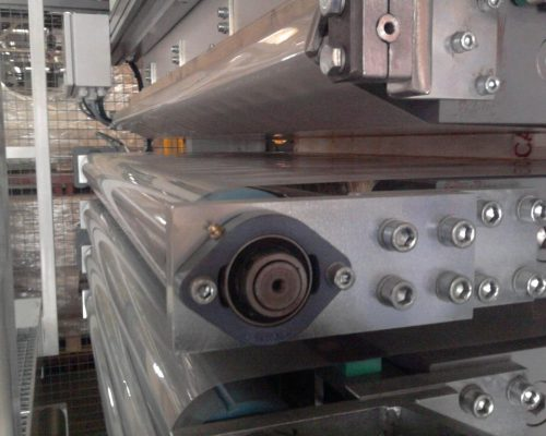 film polyester pour presse a étages