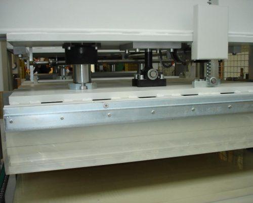 film polyester presse