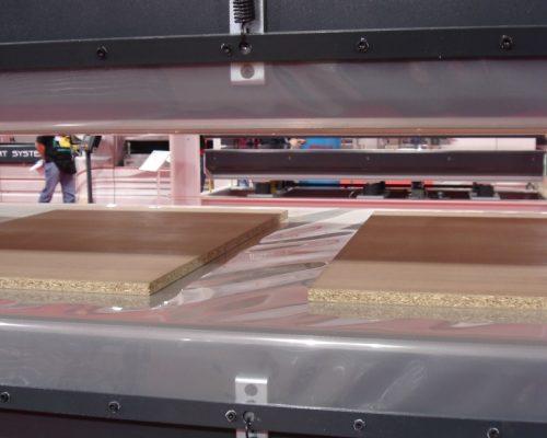 fixation pour film polyester
