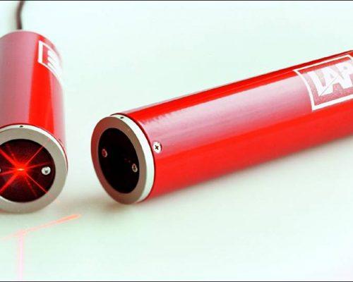Les lasers Lap Laser livrés avec ou sans accessoires